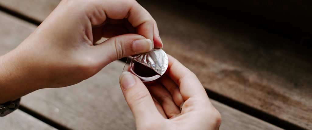 Lengthy Prep Time Eliminated when using Pre Filled Communion Cups